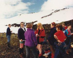 Við Heljarkamb - Jónsmessa 24 júní 1994