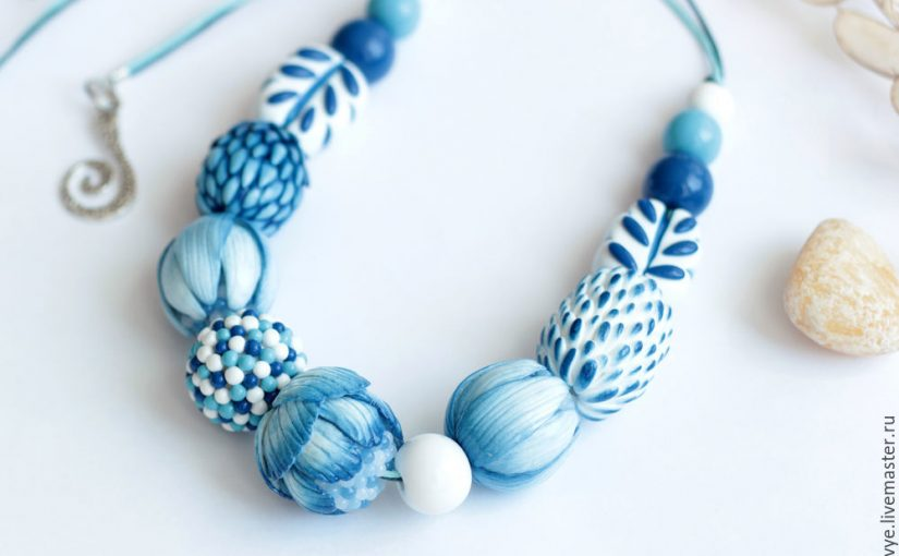 Simple Polymer Clay Beads Handmade Gifts Under 5