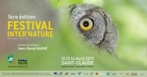Exposition photographique du festival Inter'Nature du Haut Jura 2019 - jour 1 @ Palais des sports