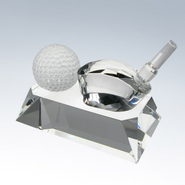 Optical Crystal Golf Driver