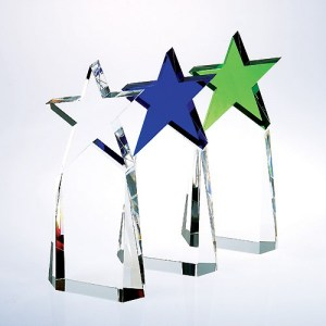 Triumphant Star Award Blue