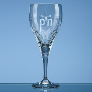 280ml Mayfair Crystalite Panel Goblet