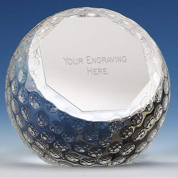 OrbGolf60 Paperweight