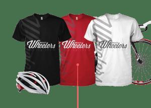 Wesley Wheeler T-Shirt Design