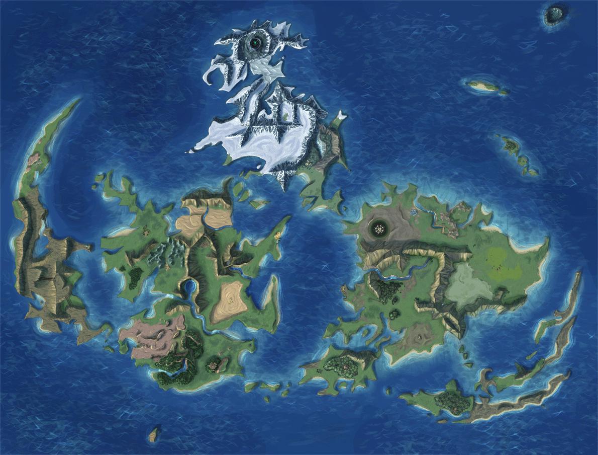 Resultado de imagen de final fantasy vii map