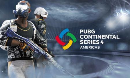 PUBG Continental Series 4 Americas