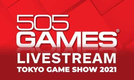 505 Games Tokyo Game Show 2021