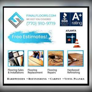 Atlanta Flooring Sales & Installation Company