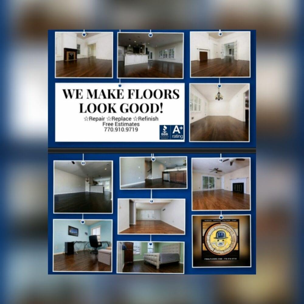 Atlanta Hardwood Installations & Refinishing Services