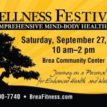 Finally Alive Counseling will be at The Brea Wellness Festival 2014