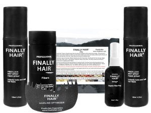 Ultimate Hair Fiber Deluxe Kit