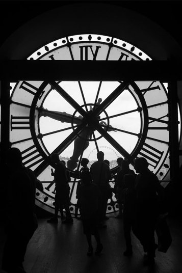 orologio Museo d'Orsay