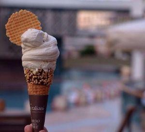 Il gelato di Cioccolati Italiani (Milano)