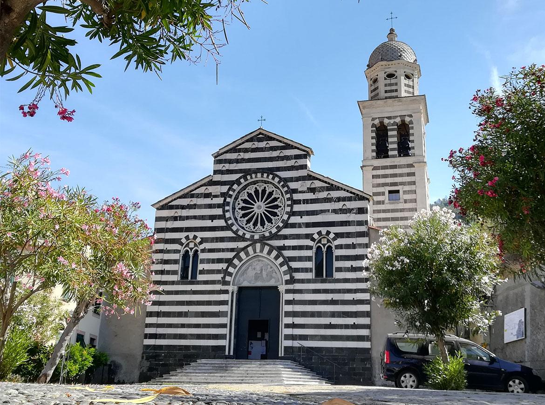 Chiesa di Sant'Andrea a Levanto
