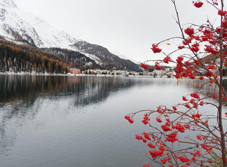 Lago di Sankt-Moritz