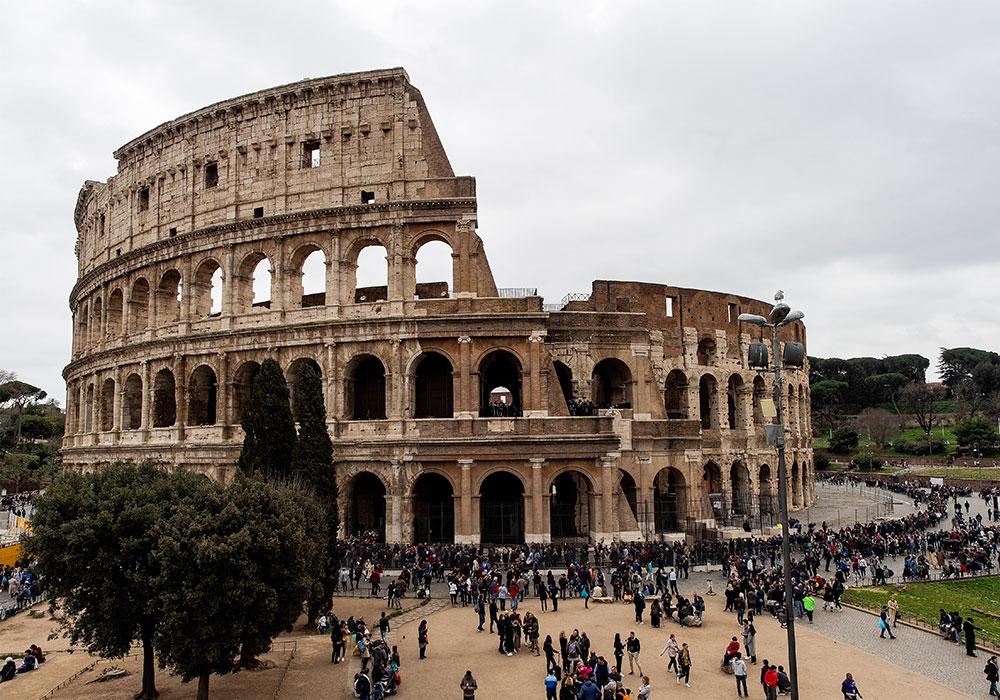 Roma, Anfiteatro Flavio