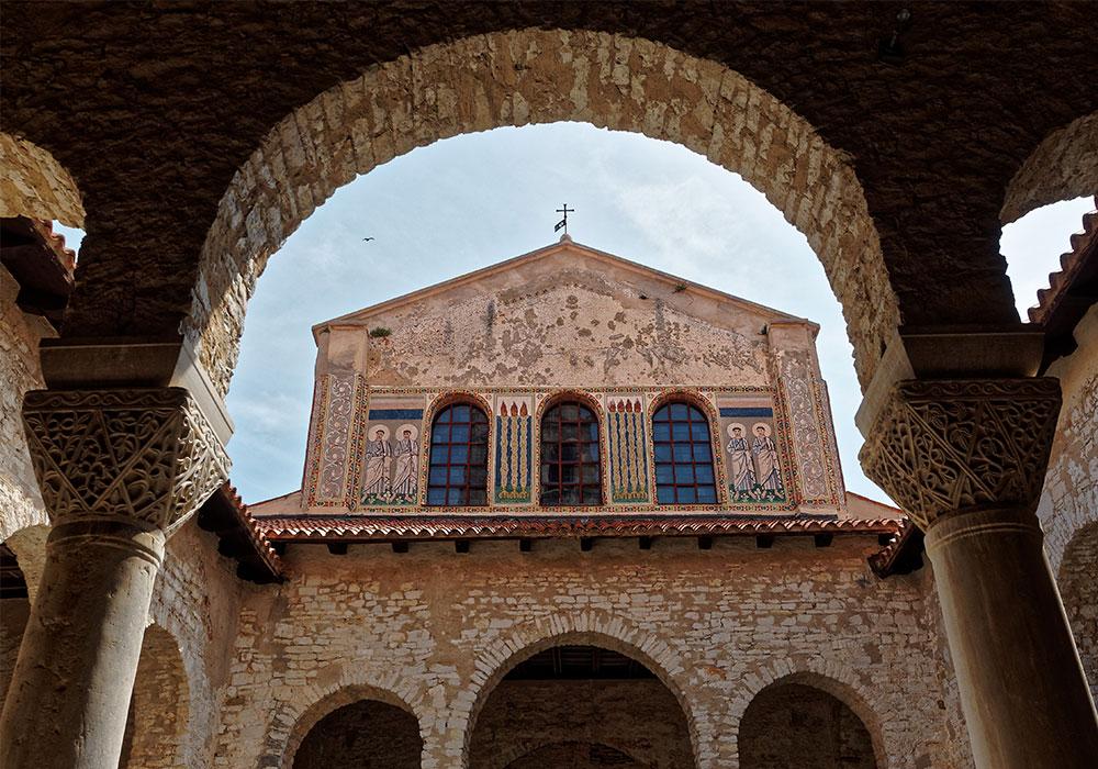 Basilica Eufrasiana di Poreč
