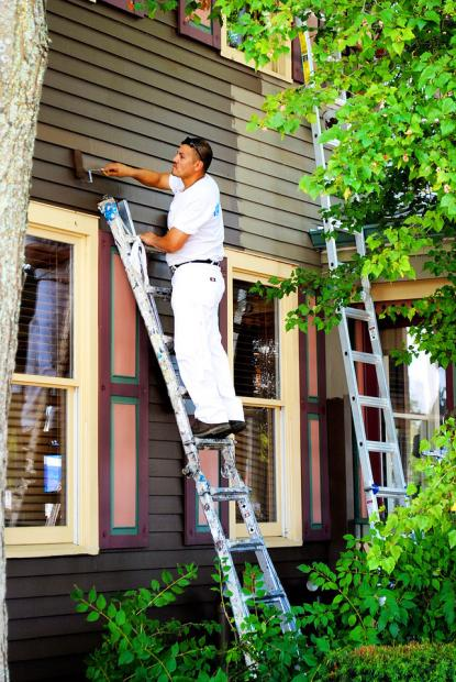 Commercial Maintenance Painting