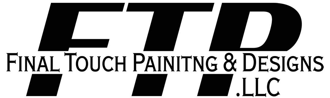Final Touch Painting Logo Black