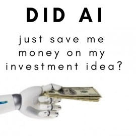 AI and investing