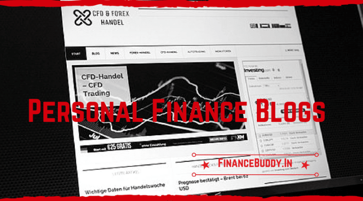 Personal Finance Blogs In India