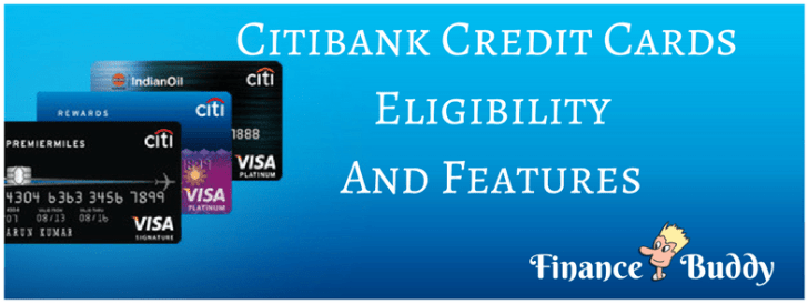 Citibank Credit Card Eligibility