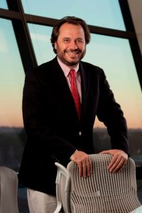 Jaime Miller, Zonamerica's CEO