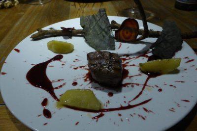 How El Cielo does a steak