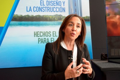 Sandra Forero Ramirez is the President of Camacol