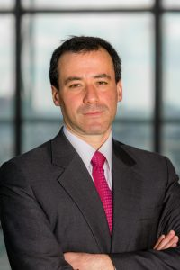 Daniel Revilla, Lloyd's Head of Operations & Strategy, Global Markets