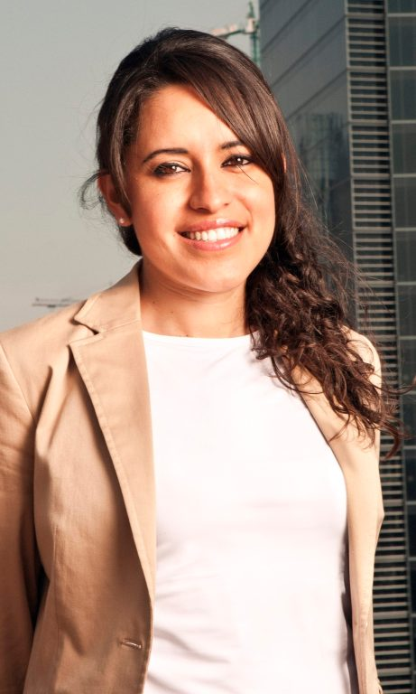 Tannia Alanis is the Mobile Banking Specialty Manager for Praxis