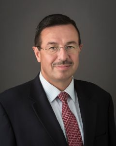 Guillermo Briseño is Donaldson's Vice President for Latin America