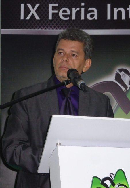Guillermo Pajon is the founder of  the Feria de las 2 Ruedas