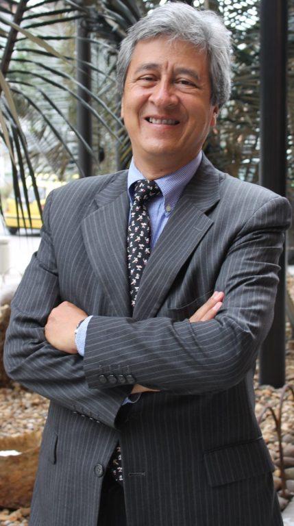 Carlos Alberto Moreno is head of the Colombia Presidents' Forum