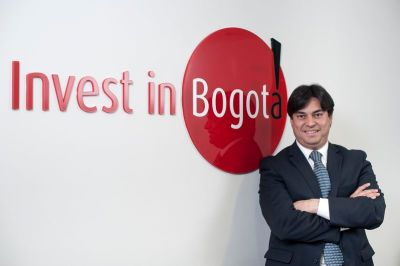 Juan Gabriel Pérez, Executive Director - Invest in Bogotá