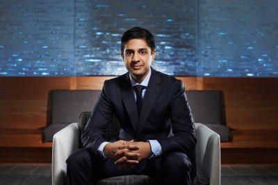 Brookfield Renewable Energy Partners L.P. CEO Sachin Shah