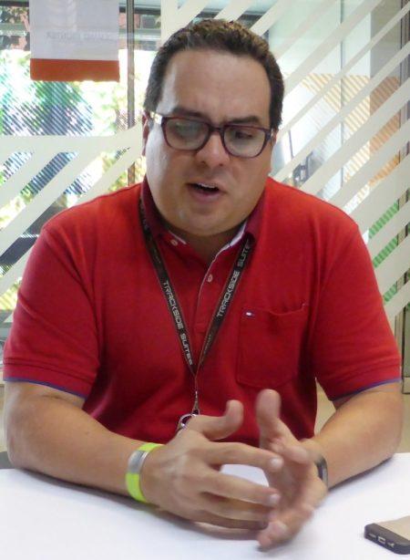 Juan Felipe Salazar is Demand Frontier's Vice President of Latin American Operations