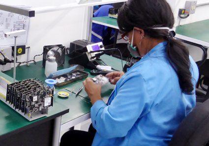 invertronica circuit making 425