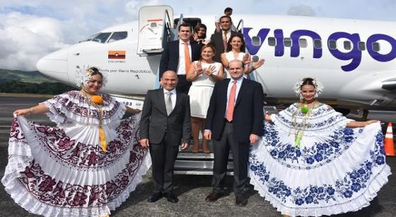 wingo colombia cartagena bogota san andres panama city copa airlines copa holdings
