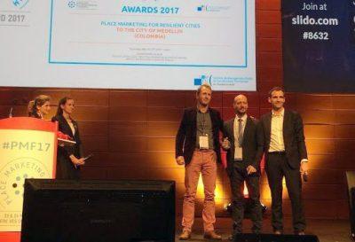 aci medellin awards lyon france place marketing forum