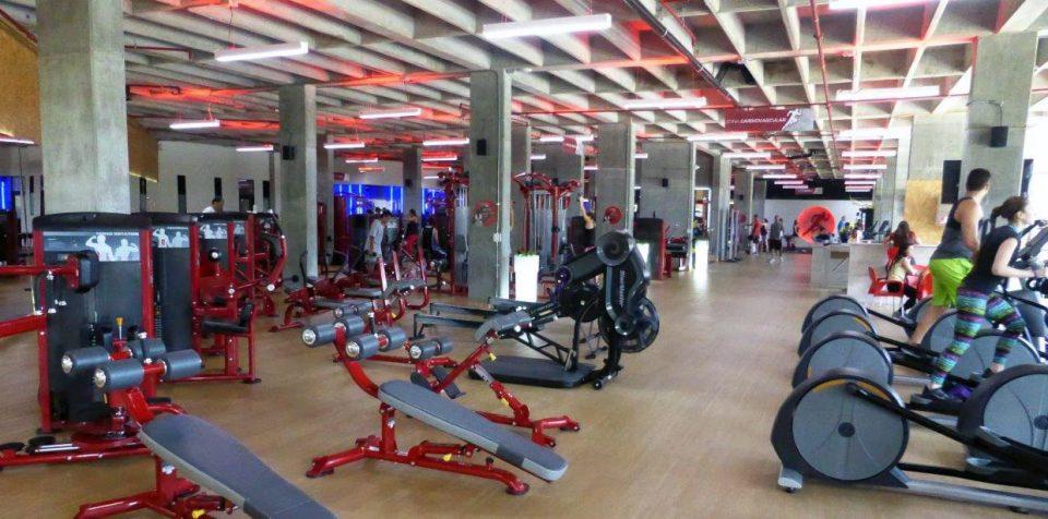 Action Fitness Alejandro Herrera Medellín colombia poblado gym