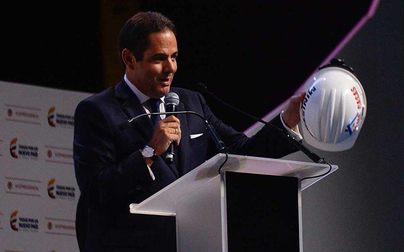 Former Vice President, Germán Vargas Lleras. (Credit: Presidencia de la República)