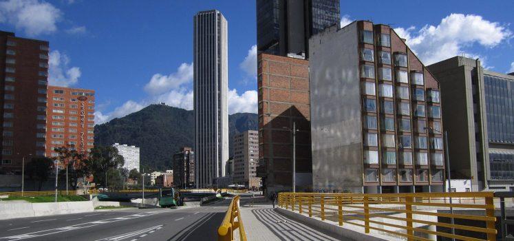Torre Colpatria banco colpatria (Photo credit: Pedro Felipe)