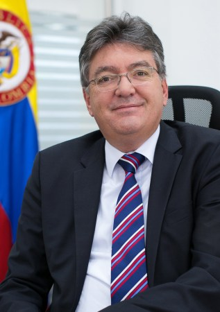 Mauricio Cárdenas, finance minister of Colombia. (Credit: GFC Media Group / Bonds, Loans, and Derivatives Andes)