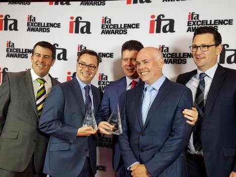 Visis Group is a recipient of the Australian IFA (Independent Financial Advisor) Excellence Award.