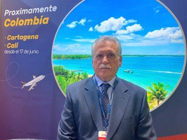 Plus Ultra President Fernando Garcia Manso
