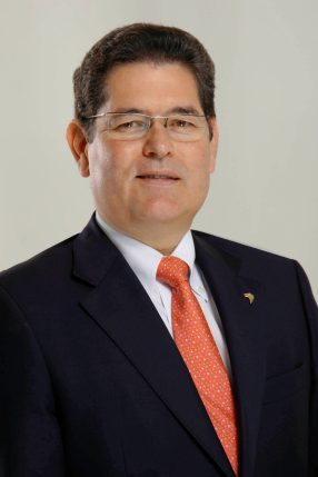 Bladex CEO Rubens V. Amaral, Jr.