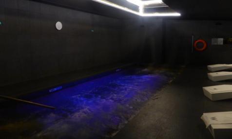 W Hotel Bogotá's Indoor Pool