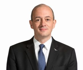 Nicolas Ferri serves as Delta's Vice President for Latin America, Mexico and Caribbean, overseeing all commercial activities in the region (photo courtesy of Delta Airlines)