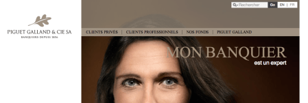Finance Corner - Piguet Galland & Cie